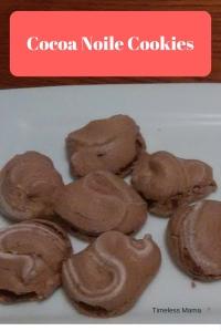 Cocoa Noile Cookies @godschicki