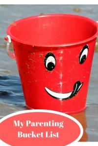 My Parenting Bucket List @godschicki