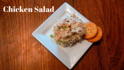 Chicken Salad @godschicki