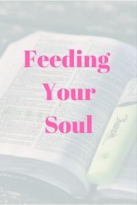 Feeding Your Soul @godschicki