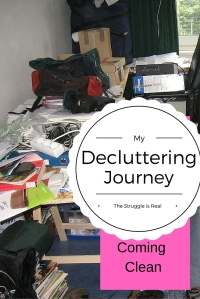 Decluttering:My Struggle is Real @godschicki