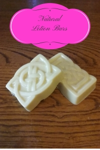 Natural Hard Lotion Bars @godschicki