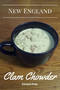 New England Clam Chowder @godschicki