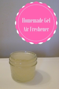 Natural Homemade Gel Air Freshener @godschicki