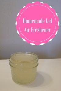Natural Homemade Gel Air Freshener @godschicki