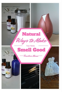 Natural Ways to Make Your Home Smell Good @godschicki