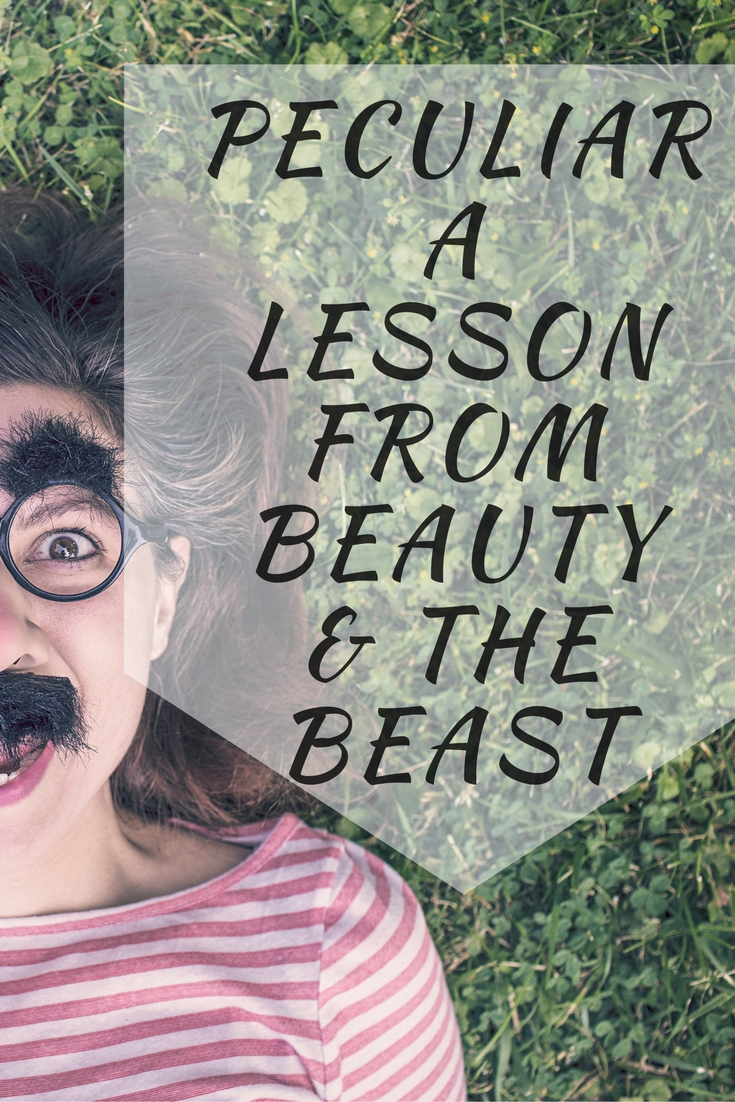 Peculiar A Lesson From Beauty & The Beast @godschicki