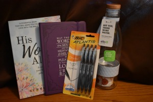 His Word Alone Giveaway