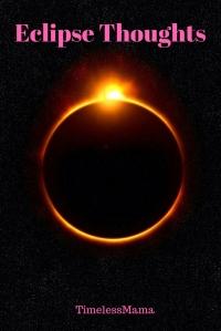 Eclipse Thoughts @godschicki