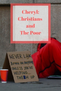 Christians and the Poor @godschicki