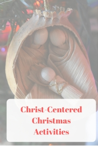 Christ Centered Christmas Activities @godschicki