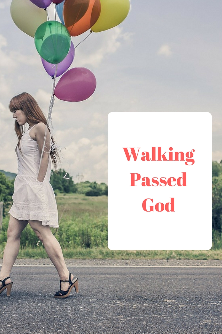 Walking Passed God @godschicki