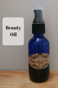 Beauty Oil @godschicki