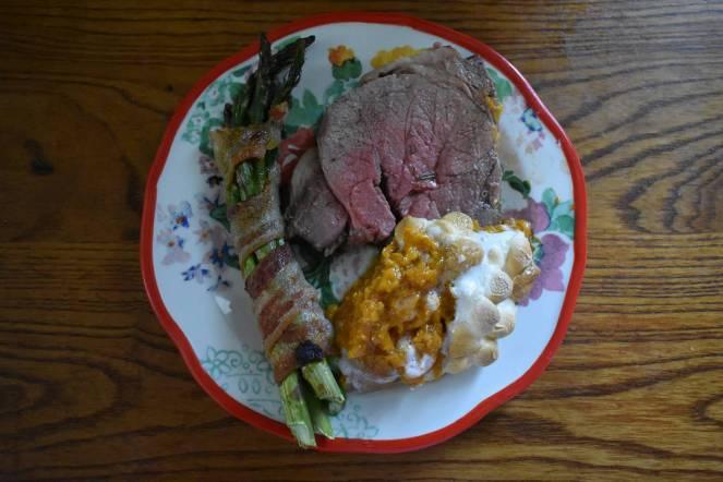 Roast Lamb #lamb #roastlamb #gourmet #easter
