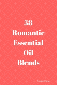 Essential oil blends to inspire your romance. #valentinesday #romantic #essentialoil #datenight #marriage @godschicki