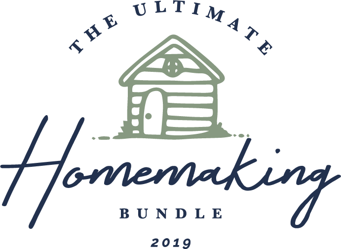 The 2019 Ultimate Homemaking Bundle